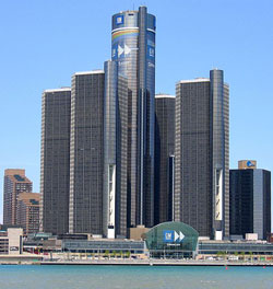 Detroit, Michigan has low cost 100 Mbps Internet available for business.