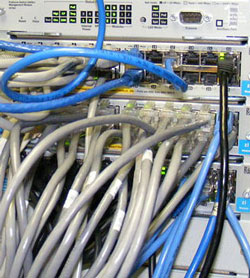 Ethernet over Copper WAN bandwidth now up to 200 Mbps...